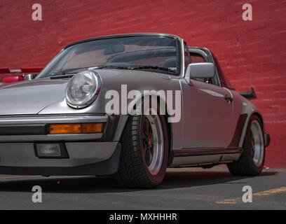 Porsche - Stock Image