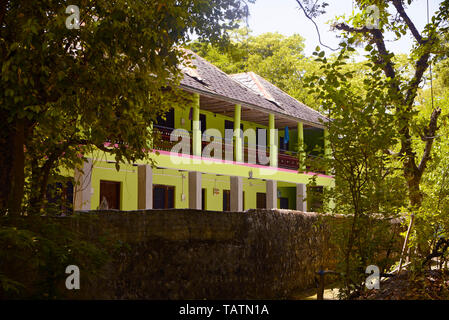Hometown - Village house - Stock Image