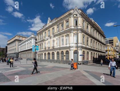 Avenida Alfred Agache - Stock Image