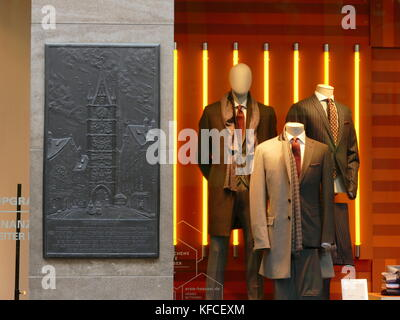 Famous Hirmer department Store Germany Europe - Stock Image