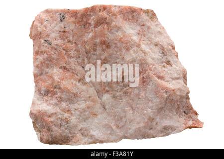 Albite (albitite) - Stock Image