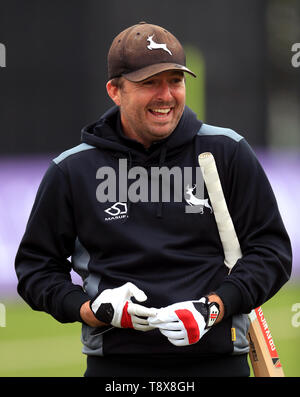 Nottinghamshire's Chris Nash - Stock Image
