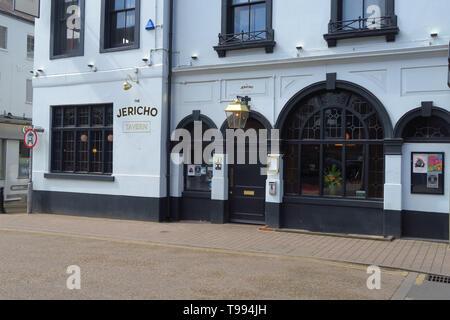 Jericho Tavern, Walton Street, Jericho, Oxford - Stock Image