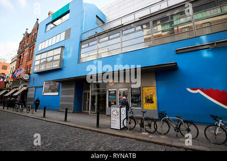 Project Arts Centre temple bar Dublin Republic of Ireland Europe - Stock Image