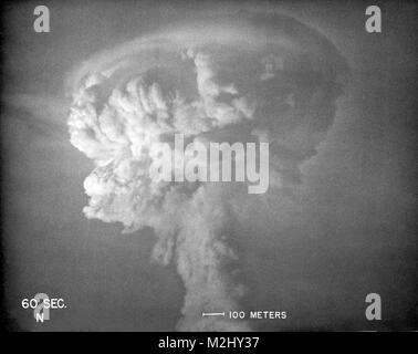 Trinity Test, 60 Seconds - Stock Image