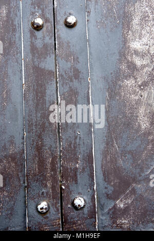 painted scratched surface - Stock Image