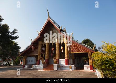 Wat Hosian temple, Luang Prabang, Laos PDR - Stock Image