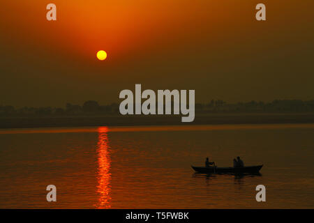 benarus, up state - Stock Image