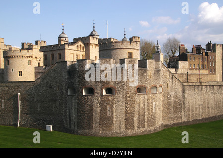 Legge's Mount Tower of London - Stock Image