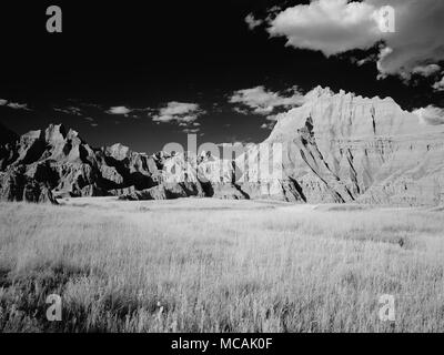 Badlands, South Dakota - Stock Image