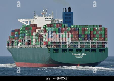 Thalassa Doxa - Stock Image