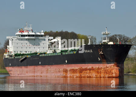 Lithuanian Chemical/Oil Products Tanker Ugale - Stock Image