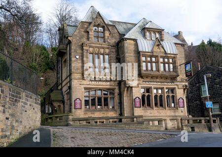 The Wainhouse Tavern, Halifax, West Yorkshire - Stock Image