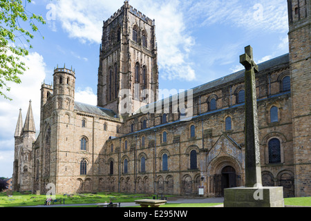 Durham Cathedral - Stock Image