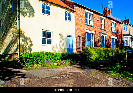 Middleton Road, Sadberge, Borough of Darlington, England - Stock Image