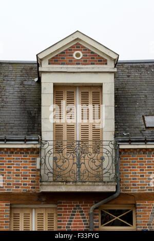 Building facade. - Stock Image