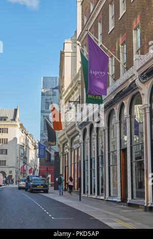 bond street london - Stock Image