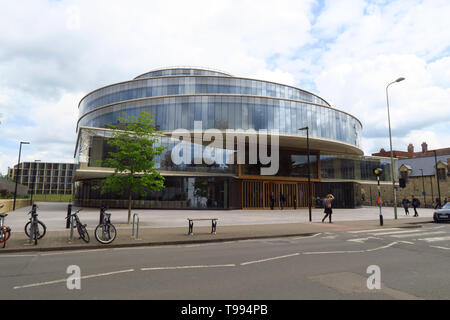 Blavatnik School of Government, Walton Street, Jericho, Oxford - Stock Image