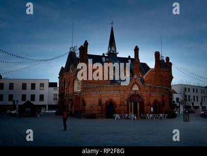 Wokingham, Town Hall - Stock Image