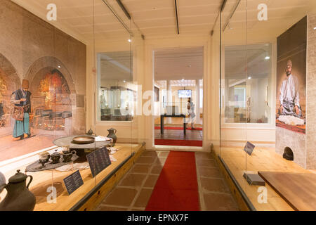 The  Galata Dervish House museum in Istanbul Turkey - Stock Image