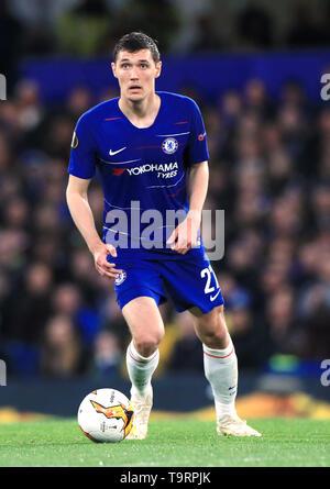 Chelsea's Davide Zappacosta - Stock Image