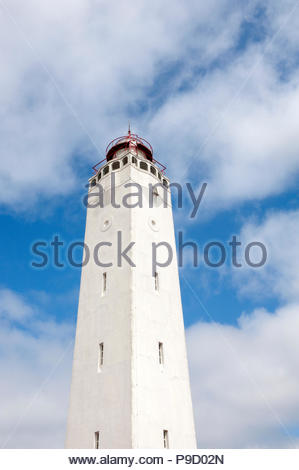 Noordwijk The Netherlands Vuurtoren Lighthouse, dating from 1921. - Stock Image