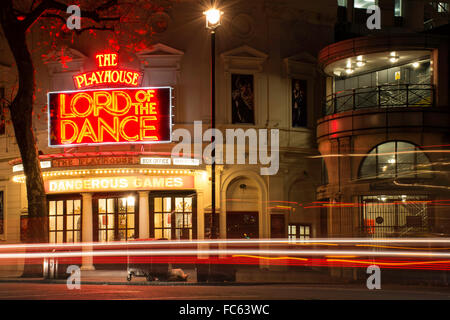 Lord of the Dance at The Playhouse - Stock Image