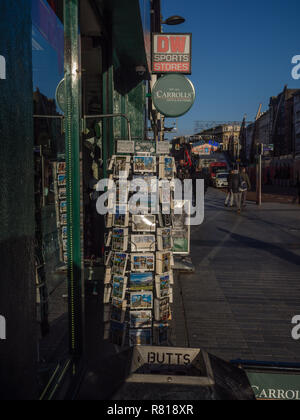 Postcards from Belfast - Stock Image
