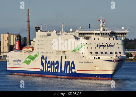 Stena Germanica - Stock Image