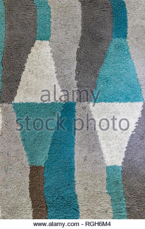 Soft parked close up in different colors. - Stock Image
