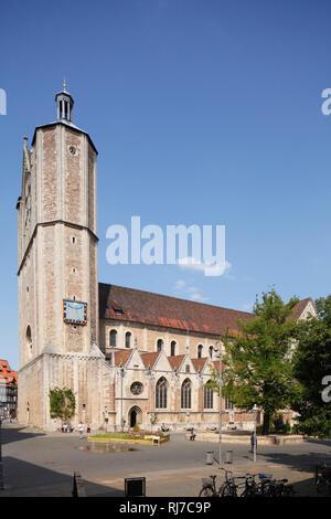Deutschland, Niedersachsen, Braunschweig, Dom Sankt Blasii - Stock Image