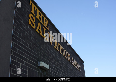 The Salvation Army - Stock Image