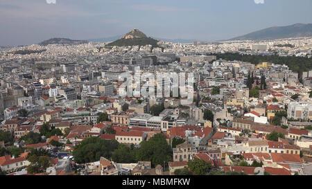 City of Greece - Stock Image