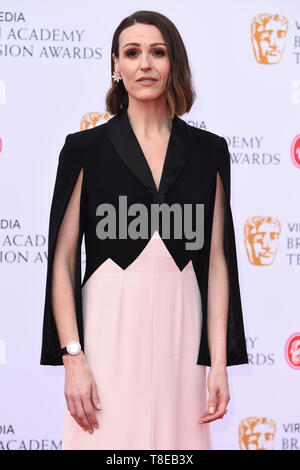 London, UK. 12th May, 2019. LONDON, UK. May 12, 2019: Suranne Jones arriving for the BAFTA TV Awards 2019 at the Royal Festival Hall, London. Picture: Steve Vas/Featureflash Credit: Paul Smith/Alamy Live News - Stock Image
