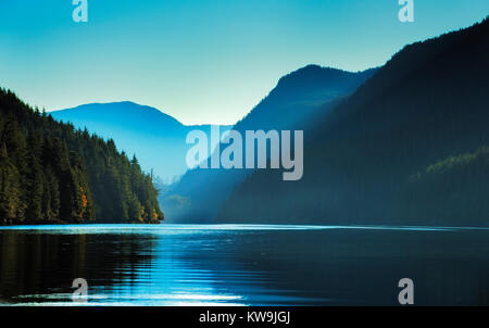 Vancouver Island, British Colombia - Stock Image