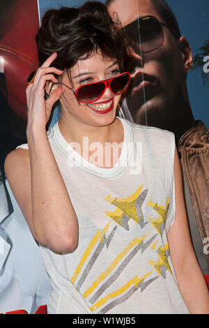 New York, USA. 13 March, 2009. Model, Daisy Lowe at the launch of Carrera Vintage Sunglasses at Angel Orensanz Foundation. Credit: Steve Mack/Alamy - Stock Image