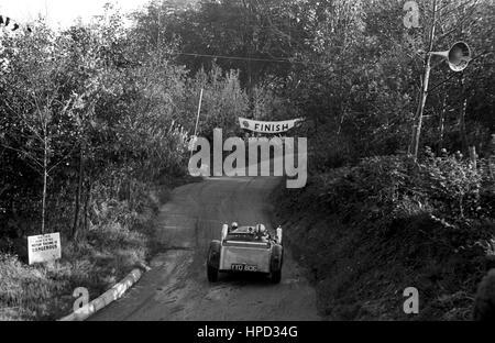 1960 Lotus 7 Wiscombe Hillclimb - Stock Image