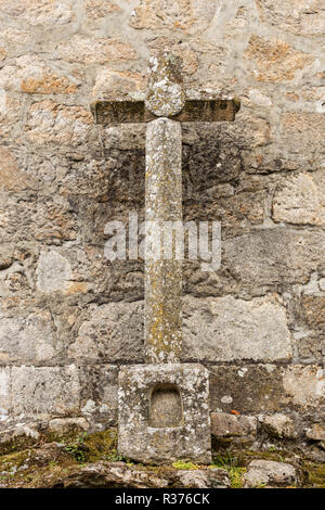 Chapel of Our Lady of the Rosary in Tourem - Stock Image