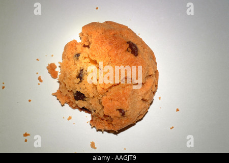 That's the way the cooky crumbles - Stock Image