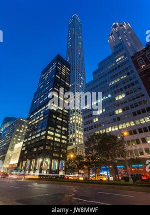 432 Park Avenue - Stock Image
