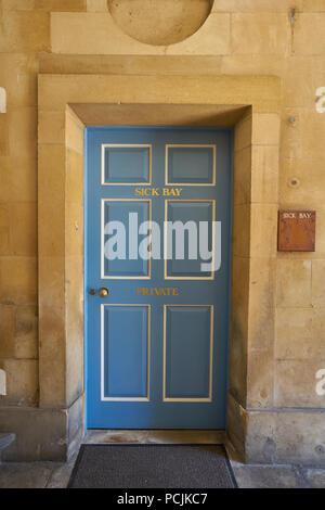 Emmanuel College - Stock Image