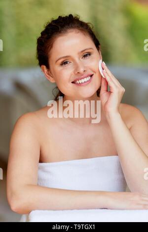 Skincare - Stock Image