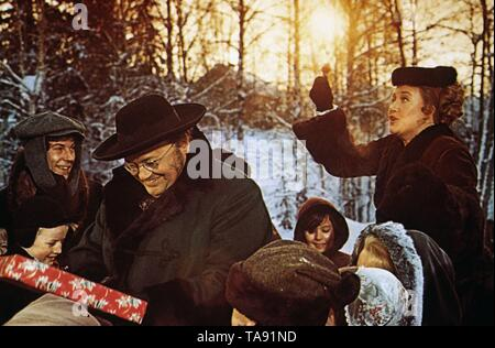 SONG OF NORWAY (1970)  HARRY SECOMBE  ANDREW L STONE (DIR)  MOVIESTORE COLLECTION LTD - Stock Image