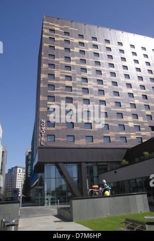 Novotel Hotel at PaddingtonCentral London - Stock Image