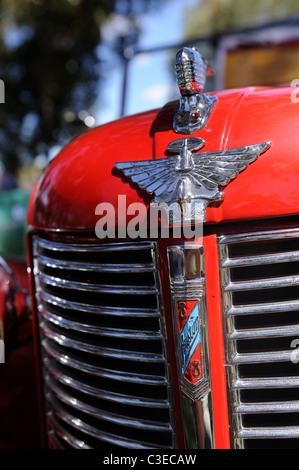 Vintage 1939 Austin 8 motor car, a classic British auto. - Stock Image