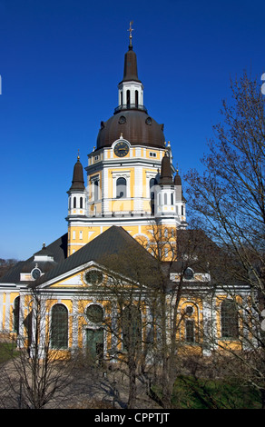 Stockholm, Sweden, Katarina church located in the Sodermalm district - Stock Image