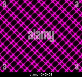 Vector illustration color abstract glowing background - Stock Image