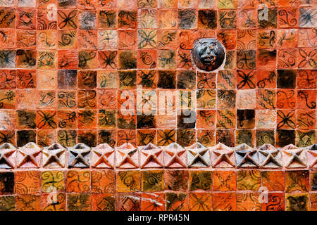Colorful Tiles - Stock Image