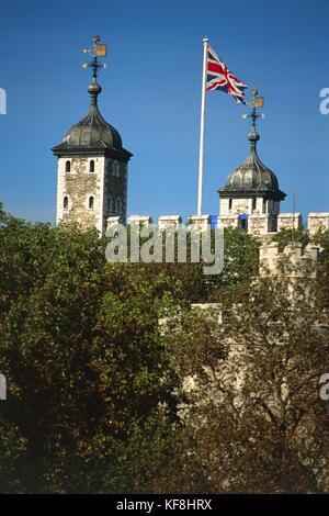 Tower Of London London United Kingdom - Stock Image