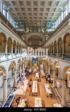 Schweiz, Kanton Zürich, Zürich, ETH, Eidgenössische Technische Hochschule, Universität, Uni, - Stock Image